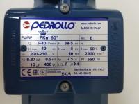 Педролло PKm 60