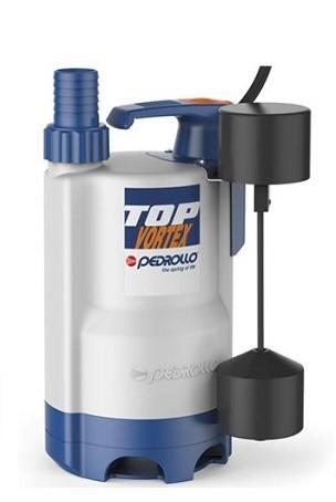 Насос дренажный Pedrollo TOP 2-VORTEX/GM-10m