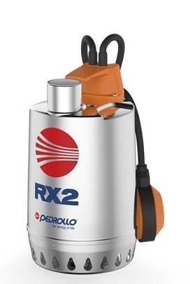 Насос дренажний Pedrollo RXm 1 5м (48TXP11A1)