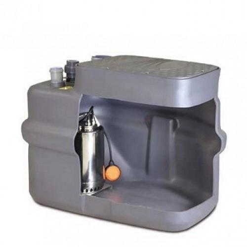 Дренажна система накопичення і підйому Pedrollo SAR 250-BCm 10/50 (KSF25SGM81A0A1U)
