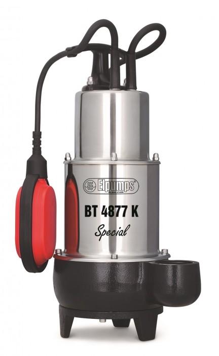 Фекальный насос Elpumps BT4877K SPECIAL