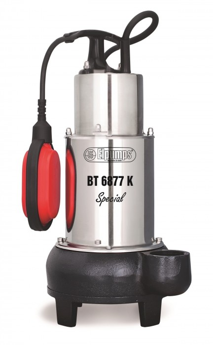 Фекальный насос Elpumps BT6877K SPECIAL SI