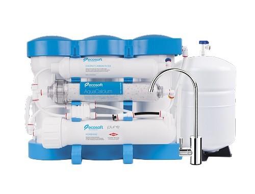 Система обратного осмоса Ecosoft P'URE AquaCalcium (MO675MACPURE)