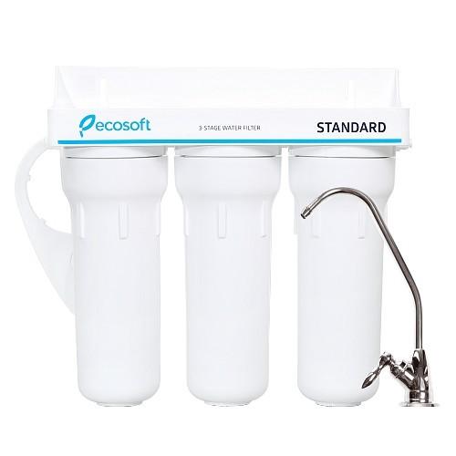 Тройная система фильтрации Ecosoft Standard (FMV3ECOSTD)