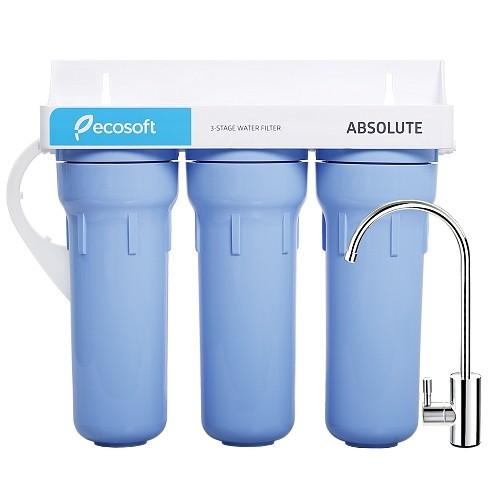 Тройная система фильтрации Ecosoft Absolute (FMV3ECO)
