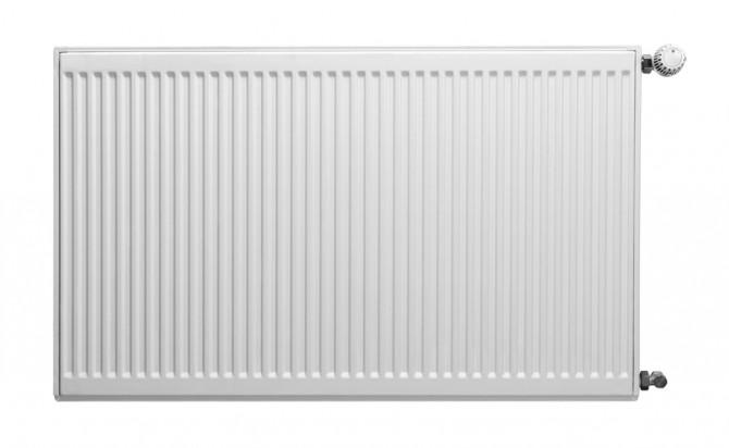 Стальной радиатор FKO Kermi 11x500x2600