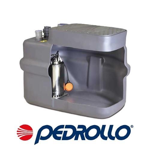 Канализационная станция накопления и подъема Pedrollo SAR 250 - MCm 12/50